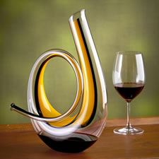 The Austrian Horn Decanter