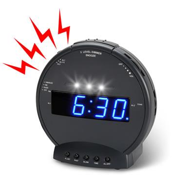 The Deepest Sleeper's Alarm Clock