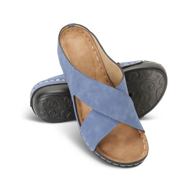 The Lady's Ultralight Slide Sandals