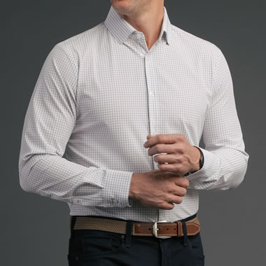 The Performance Fabric Dress Shirt
