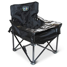 The Child's Packable Booster Seat