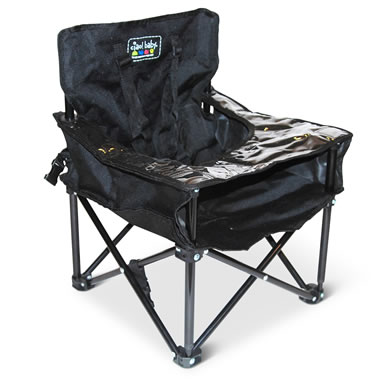 The Child's Packable Booster Seat chair
