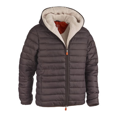 The Advanced Animal Free Sherpa Coat Brown