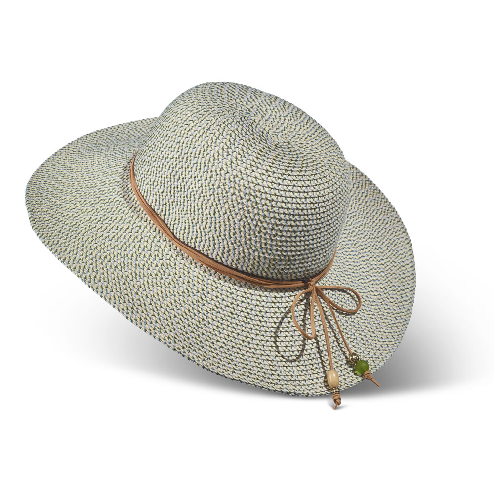 9494f650358 The Lady s Packable Sun Hat - Hammacher Schlemmer
