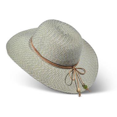 The Lady's Packable Sun Hat