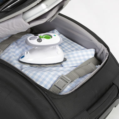 The Compact Travel Steam Iron