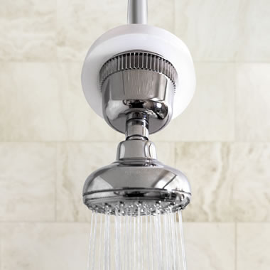 The Instant Water Purifying Shower Filter