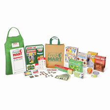 Play Accessories For The Children's Grocery Store Check Out Aisle