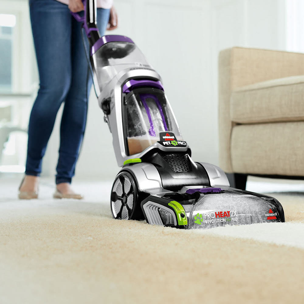 The Best Carpet And Upholstery Steam Cleaner Hammacher