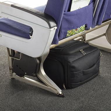 The Expandable Under Seat Carry On