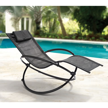 The Gentle Rocking Lounger