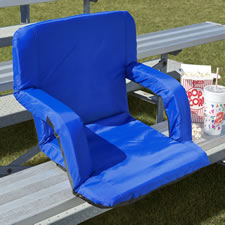 The Fan's Padded Stadium Seat