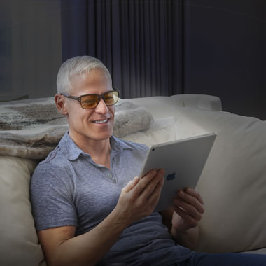 The Eye Fatigue Preventing Sunglasses