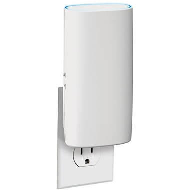 The Additional Wall Satellite For The Whole Home WiFi Power Booster