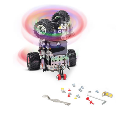 The Build Your Own Dancing RC Truck