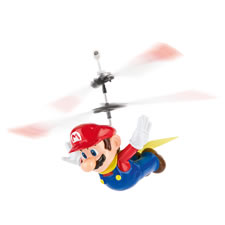 The RC Flying Mario And Yoshi