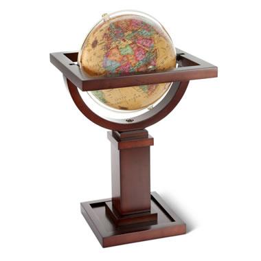 The Frank Lloyd Wright Desktop Globe