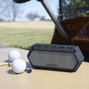 The Golfer's Waterproof Speaker