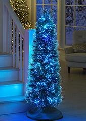 The Ultra Slim 5' Northern Lights Tree