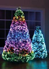 The Northern Lights Christmas Tree (9')