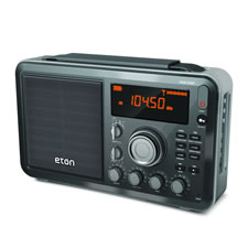 The Portable Shortwave World Radio
