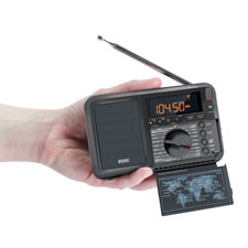 The Distortion Free Pocket Radio