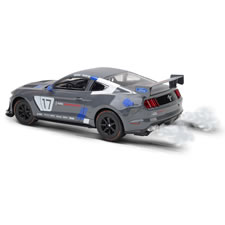 The Smoking Fast RC Ford Mustang