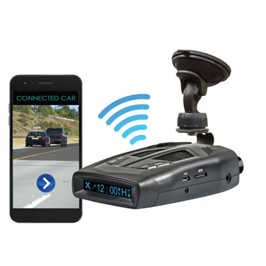 The Radar Detector And Dash Camera