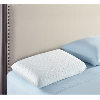 The Cool Contact Memory Foam Pillow