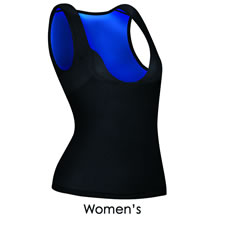 The Thermal Slimming Sauna Tank (Women's)