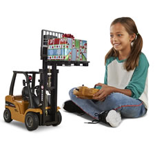 The Working RC Forklift