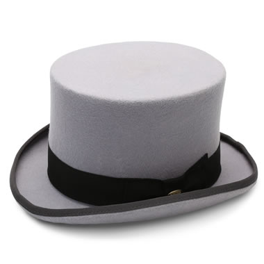 The Dickensian Low Crown Hat
