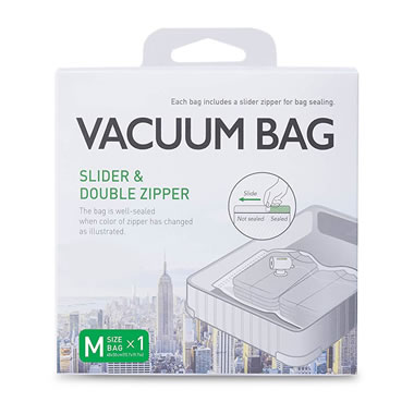 Medium Bag For The Travel Vacuum Compressor