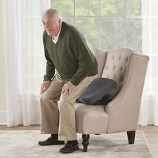 The Automatic Assisted Lift Seat Cushion