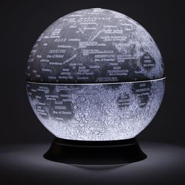 The National Geographic Illuminated Moon Globe