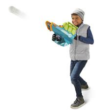 The 80' Range Snowball Launcher