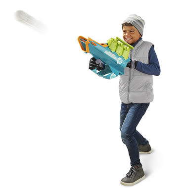 The 80' Range Snowball Launcher