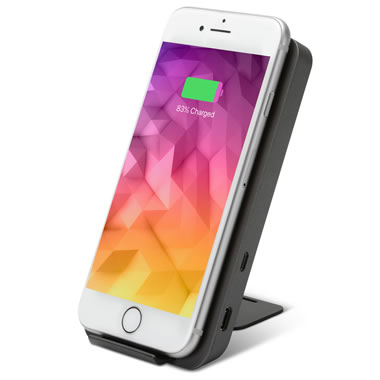 The Portrait Or Landscape Wireless Charging Phone Stand