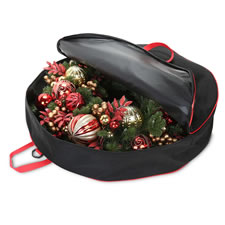 "The 30"" Wreath Storage Bag"