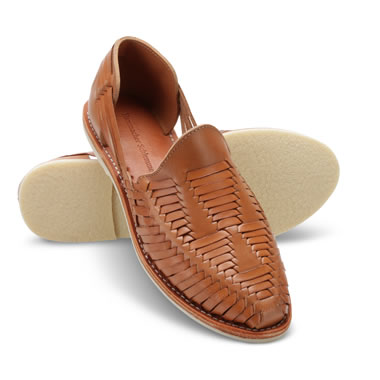 The Authentic Handwoven Leather Huaraches (Women's)