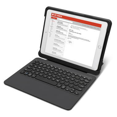 The Any Tablet Adjustable Keyboard Case