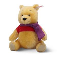 The Genuine Steiff Winnie The Pooh