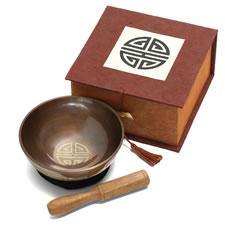 The Handmade Nepalese Singing Bowl