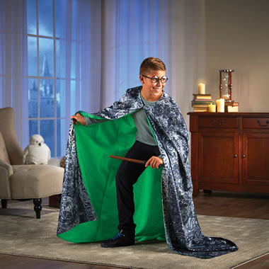 The Harry Potter Invisibility Cloak