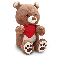 The Head, Shoulders, Knees, and Toes Animated Bear