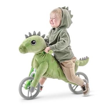 The Cuddly Balance Bike