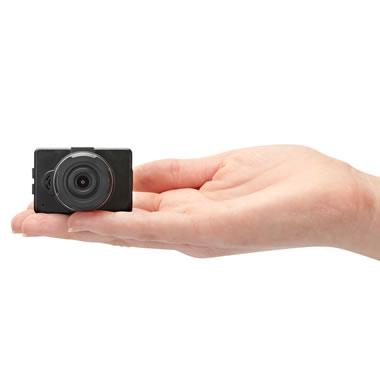 The World's Smallest Dashboard Camera
