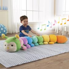 The Musical Plush Caterpillar