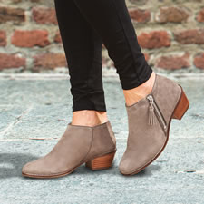 The Plantar Fasciitis Ankle Boots
