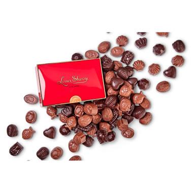 The Louis Sherry Chocolate Truffles
